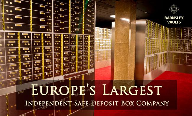Safe Deposit Box Barnsley
